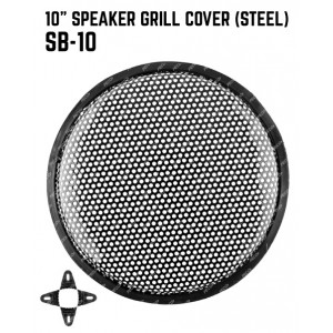 Speaker Grill COVER Steel 10 inches