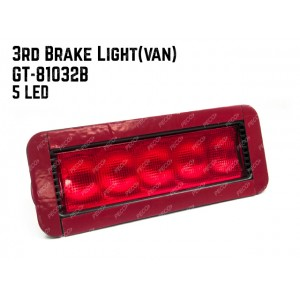 3rd Brake Light GT 81032B 5 LED
