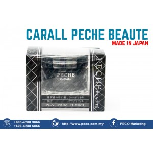 CARALL PECHE BEAUTE PLATINUM FEMME 1819 MADE IN JAPAN