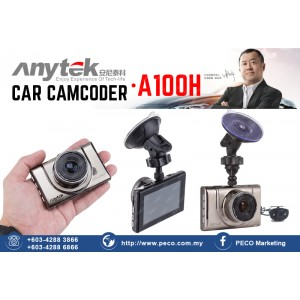 Anytek Car Camcorder A100H Full HD