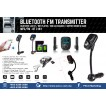Bluetooth FM Transmitter Bluetooth Car Kit  MP3 Player USB Car charger Support Micro SD Card