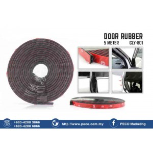 Door Rubber 5 Meter CLY-801