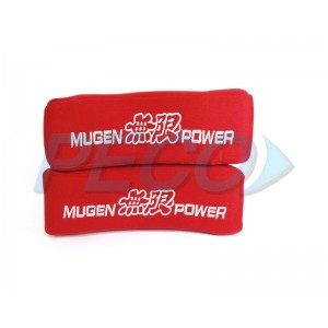 Neck Cushion - Mugen Red