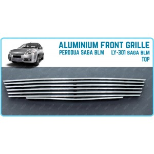 Aluminium Front Grille for Proton Saga BLM LY-301 TOP