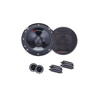 "Nakamichi SP-CS63 6"" 2 WAY COMPONENT CAR SPEAKERS 320W"