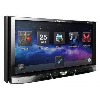 "Pioneer AVH-X4650DVD - In-Dash Double DIN DVD Multimedia AV Receiver with 7"" VGA Touch Display , MIXTRAX, USB Direct Control for iPod/iPhone and Certain Android Phones"