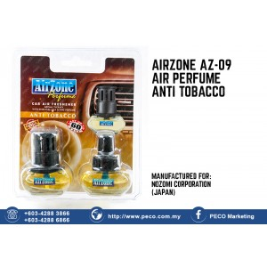 AIRZONE AZ-09 AIR PERFUME ANTI TOBACCO